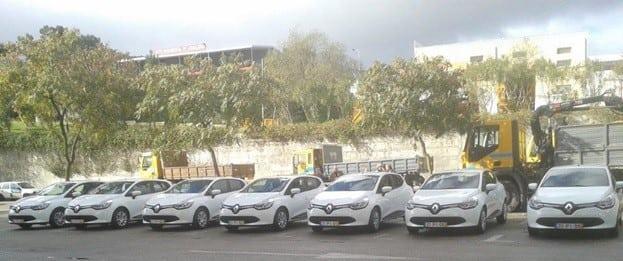 Carros Renault em Almada