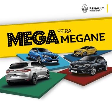 Feira Renault Megane