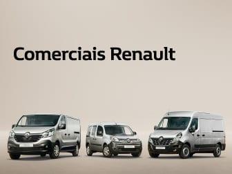 Comerciais Renault na Caetano Formula