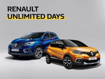 Renault Unlimited Days