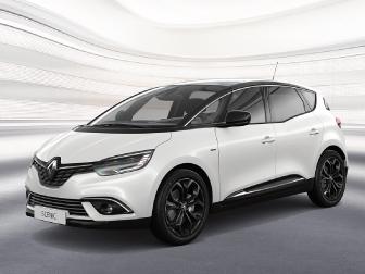 Novo Renault Scenic Black Edition