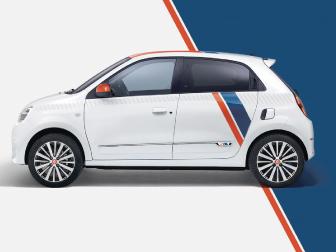 Novo Renault Twingo Le Coq Sportif