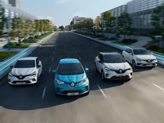 Mobilidade Elétrica Renault