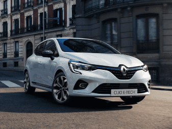 Renault Clio E-TECH Híbrido por 199€/mês*