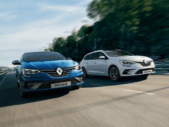 Renault Megane E-TECH Híbrido Plug-in por 475€/mês*