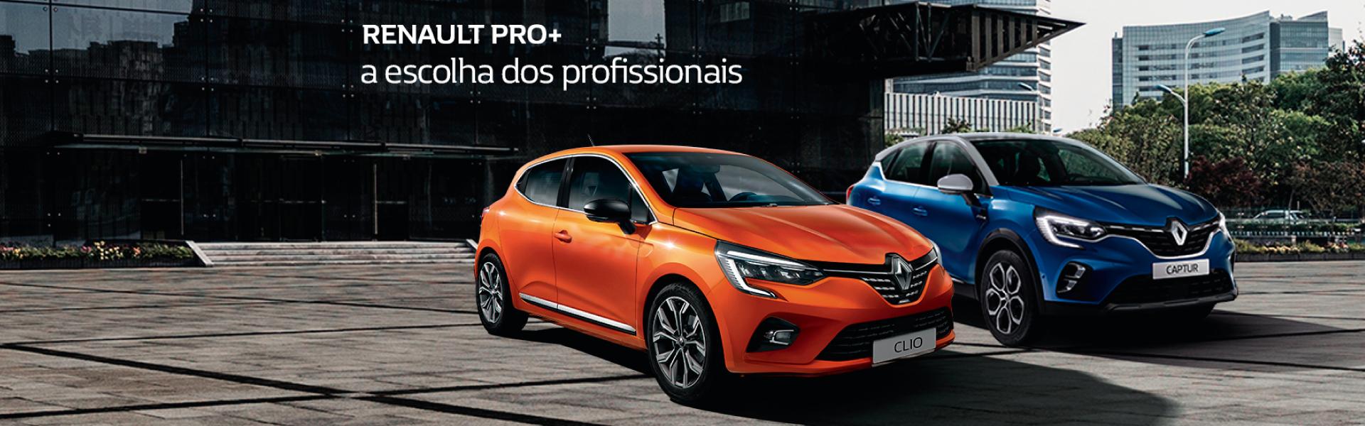 Gama Renault Pro +
