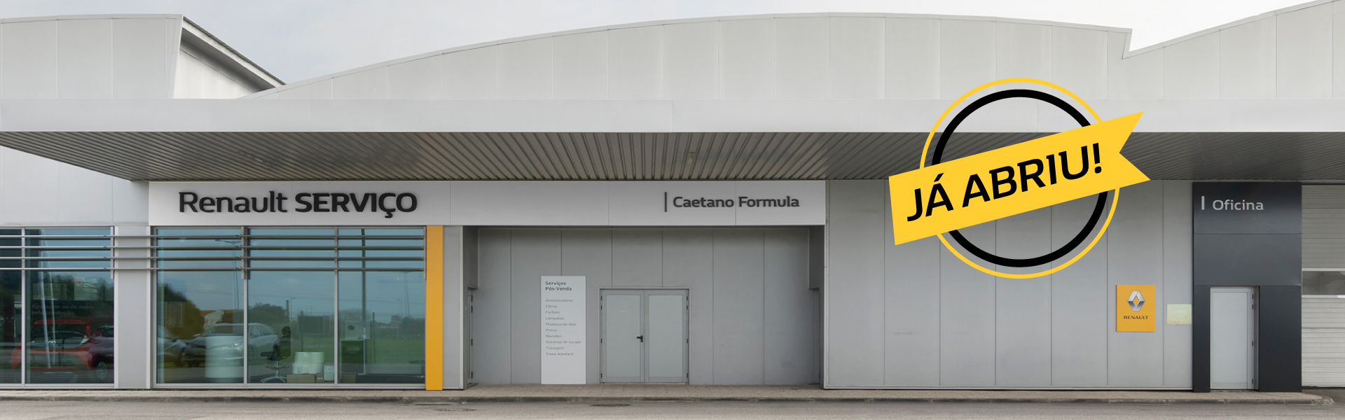 Oficina Renault Montijo