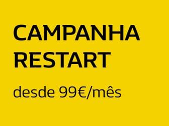 Descubra as campanhas exclusivas Renault para particulares