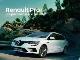 Renault PRO+ Megane Sport Tourer