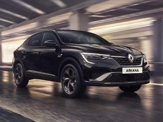 Novo Renault Arkana: Já disponível na Caetano Formula