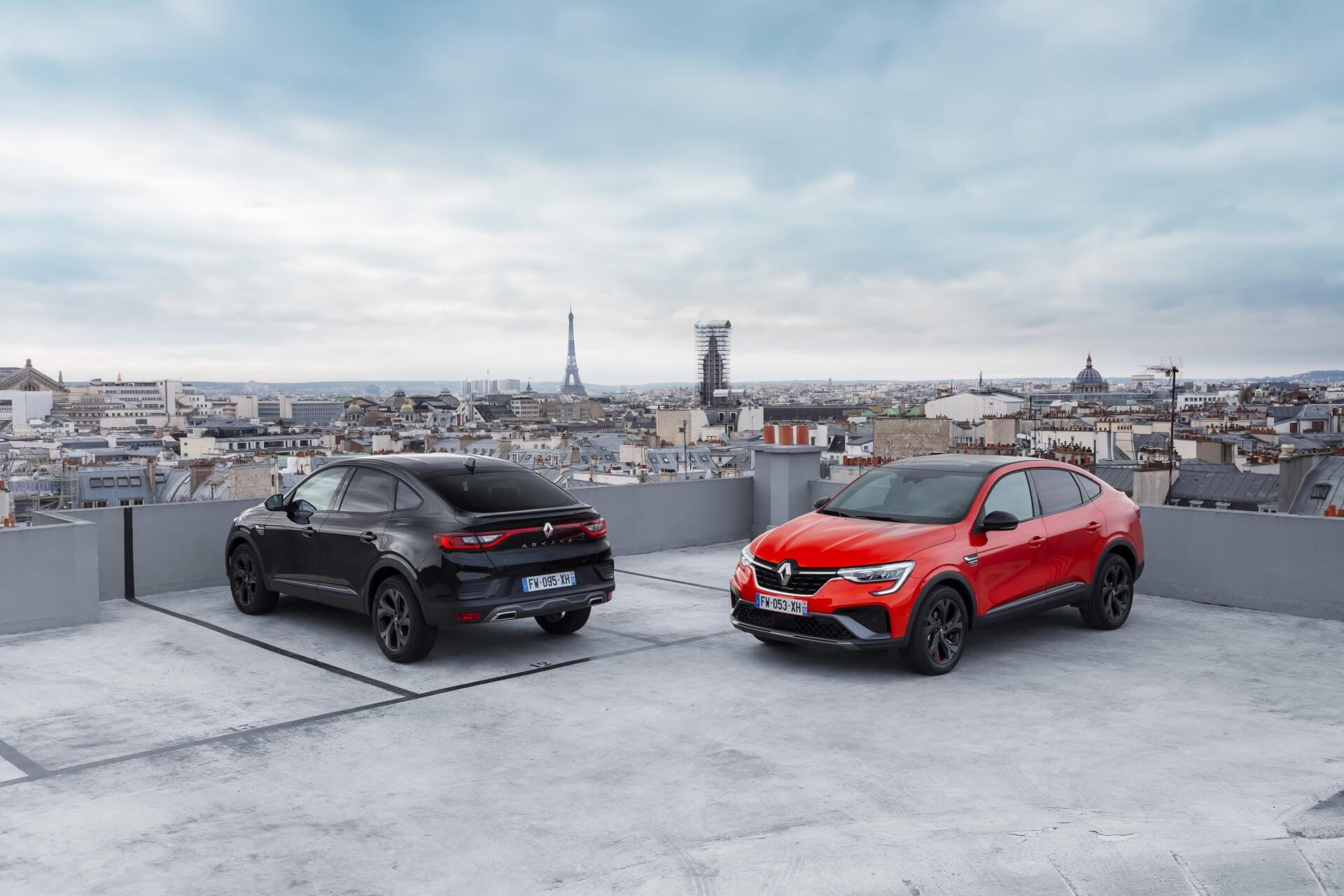 Carros Renault Arkana