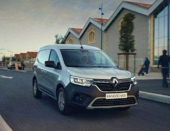 Novo Renault Kangoo Van: A revolução no segmento dos furgões