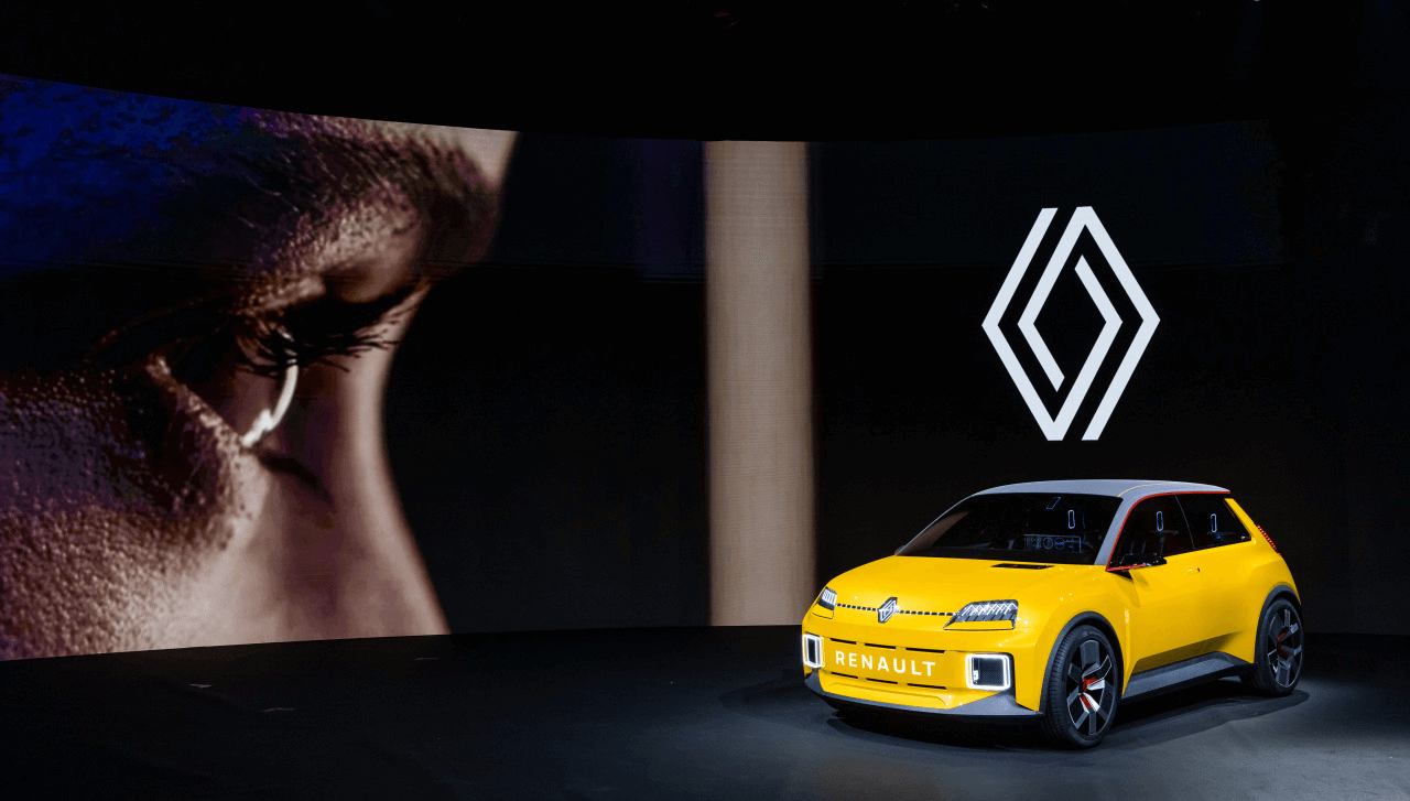 Novo Logo Renault 2021